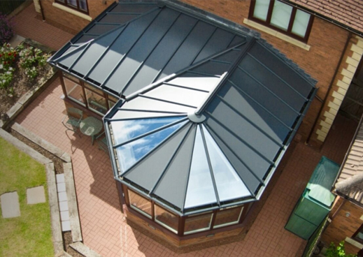 Conservatory Roof PVC