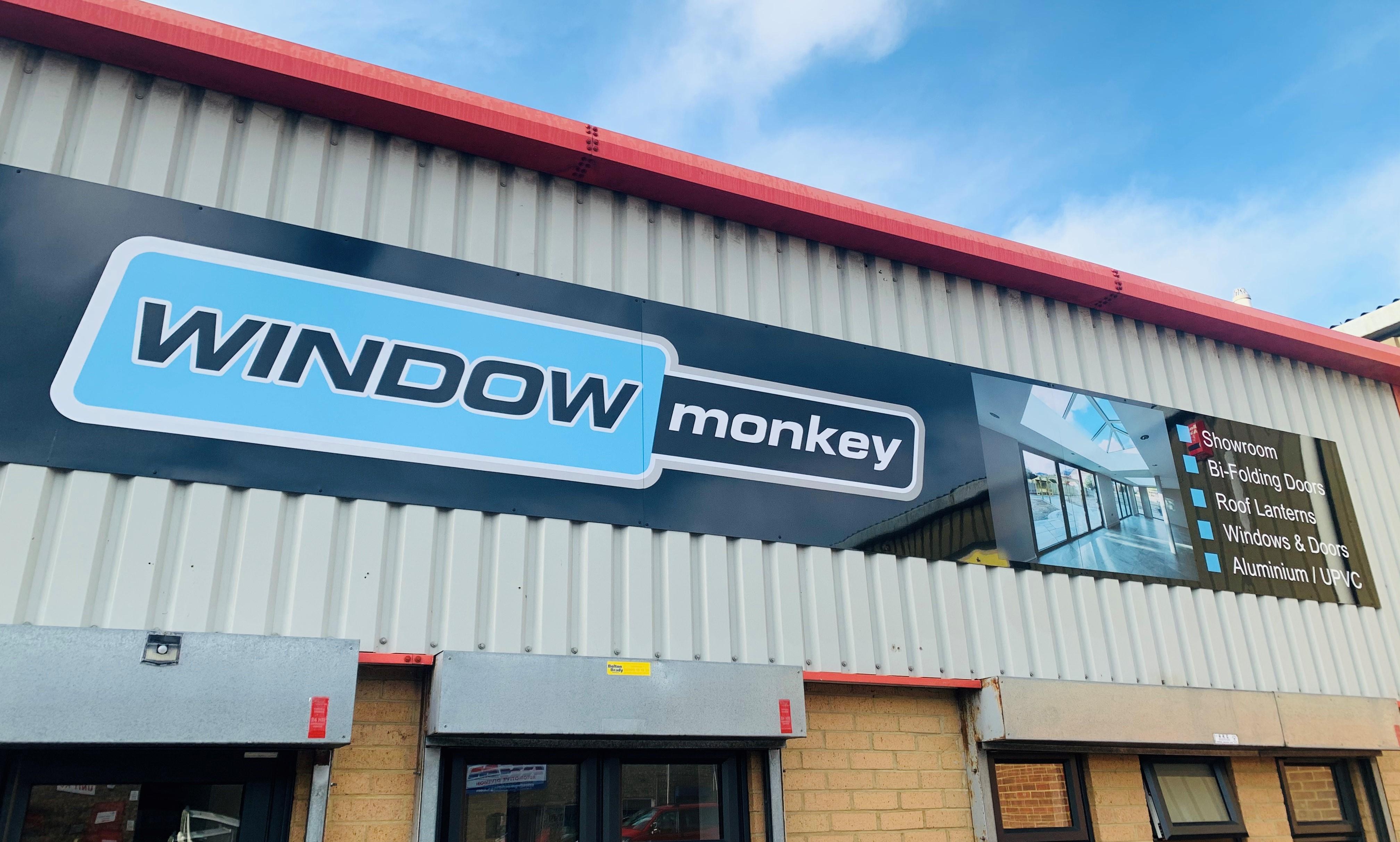 Window Monkey Showroom