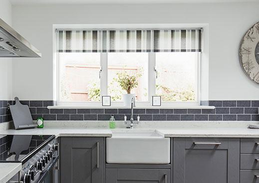 Sheerline Kitchen aluminium windows