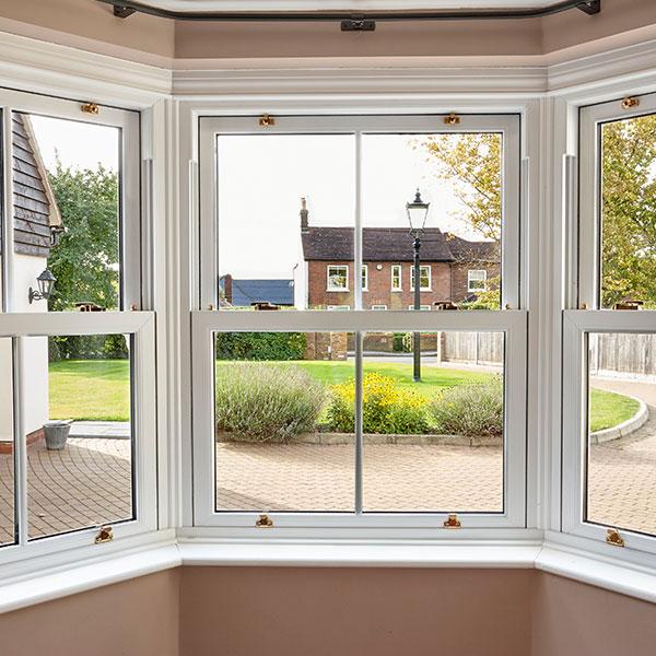Vevo Bay Window