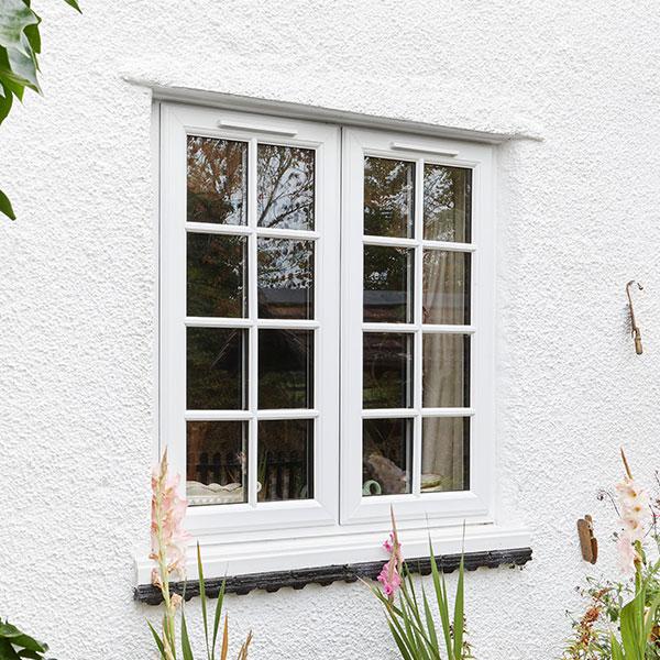 Vevo Georgian Window
