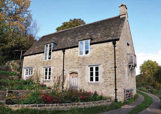 Vevo Windows Installed in Cottage